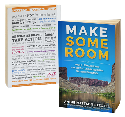 Make Some Room Book and Manifesto